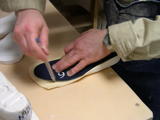 Orthotic Solutions: Process - final fitting